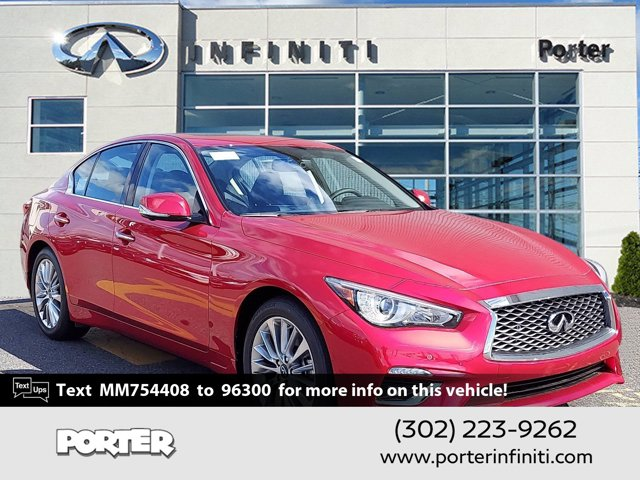 2021 INFINITI Q50 3.0t LUXE 3.0t LUXE AWD Twin Turbo Premium Unleaded V-6 3.0 L/183 [3]