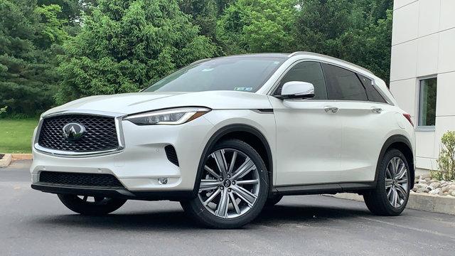 2021 INFINITI QX50 SENSORY SENSORY AWD Intercooled Turbo Premium Unleaded I-4 2.0 L/121 [6]