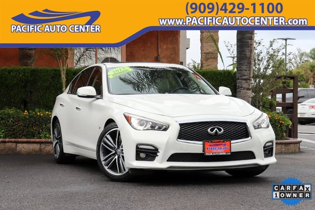 Used 2015 INFINITI Q50 in Costa Mesa, CA