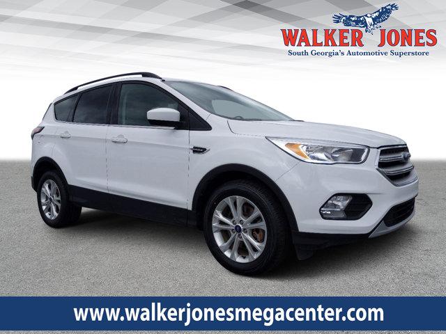 Used 2018 Ford Escape in Waycross, GA