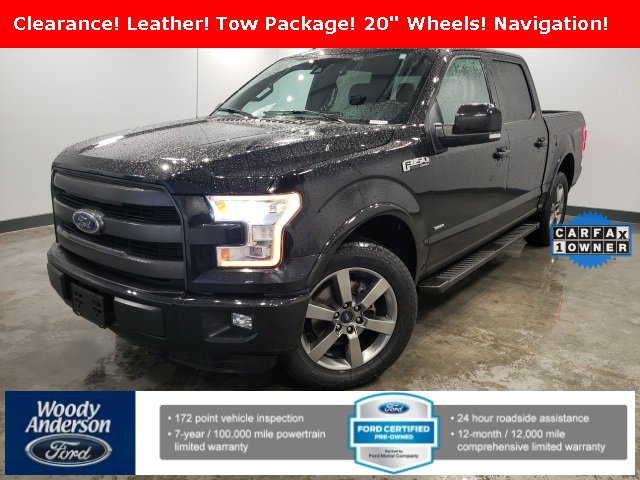 Used 2016 Ford F-150 in Madison, AL