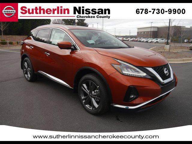 New 2020 Nissan Murano in Holly Springs, GA