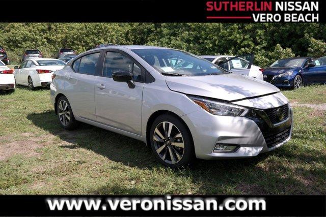 New 2020 Nissan Versa in Vero Beach, FL