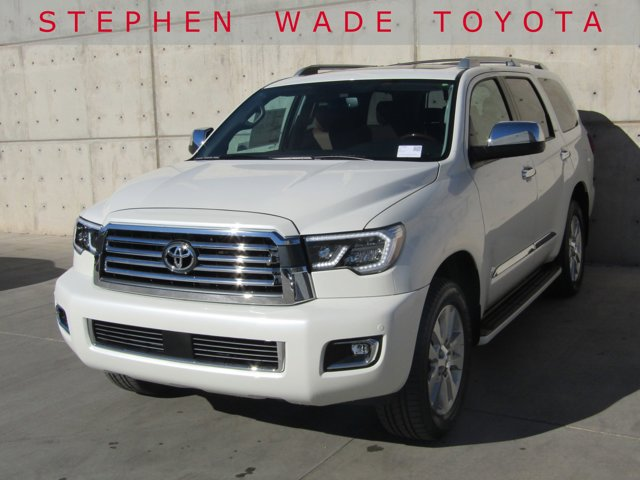 New 2019 Toyota Sequoia in St. George, UT