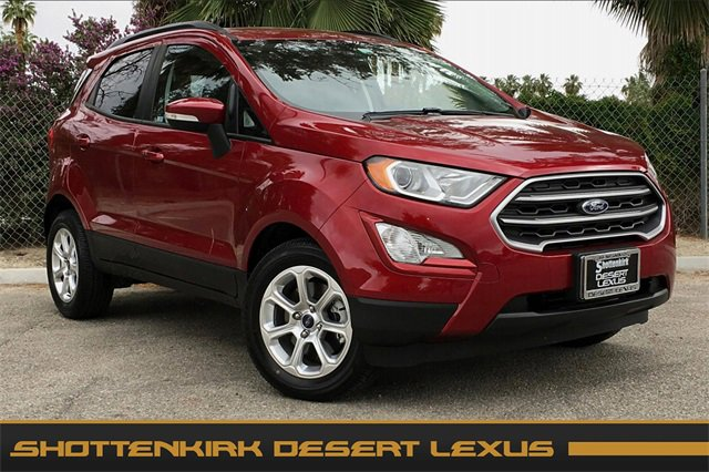 Used 2018 Ford EcoSport in , TX