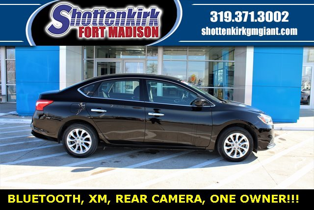 Used 2018 Nissan Sentra in Fort Madison, IA