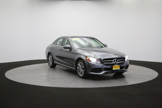 2017 Mercedes-Benz C-Class for sale 124847 45