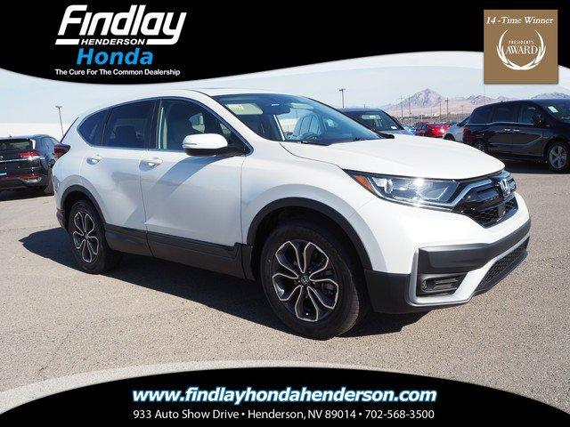 New 2020 Honda CR-V in Las Vegas, NV