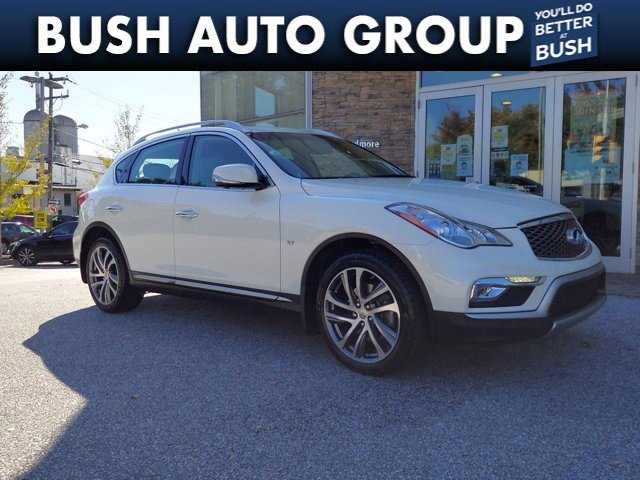 2017 INFINITI QX50 AWD Premium Unleaded V-6 [5]