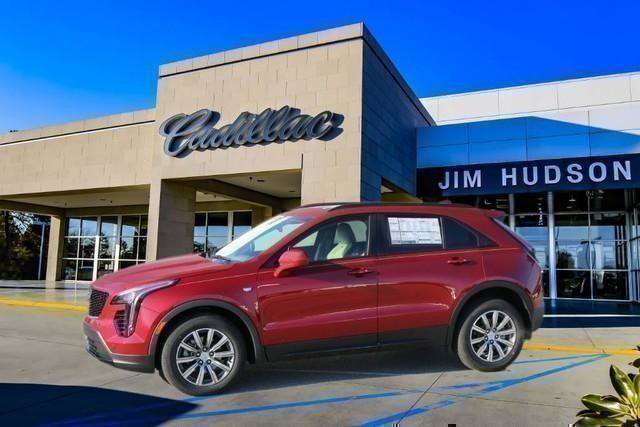 New 2019 Cadillac XT4 in , SC