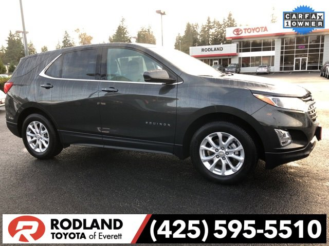 Used 2019 Chevrolet Equinox in Everett, WA