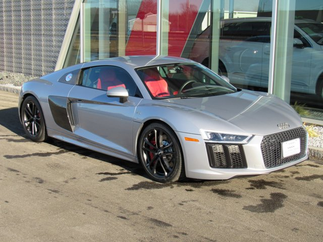 2017 Audi R8 Coupe V10 FULL LEATHER PACKAGE  -inc upper and lower dash  door and side panels and a