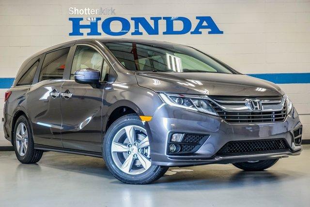 2019 Honda Odyssey EX-L w/Navi/RES