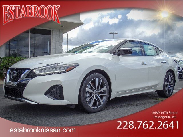 New 2019 Nissan Maxima in Pascagoula, MS