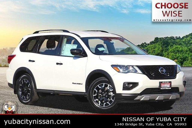 2020 Nissan Pathfinder SV FWD SV Regular Unleaded V-6 3.5 L/213 [9]