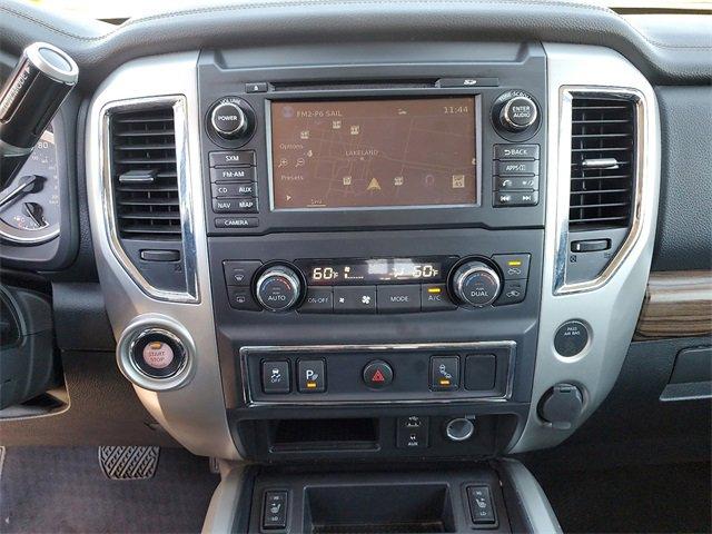 Used 2018 Nissan Titan in Lakeland, FL