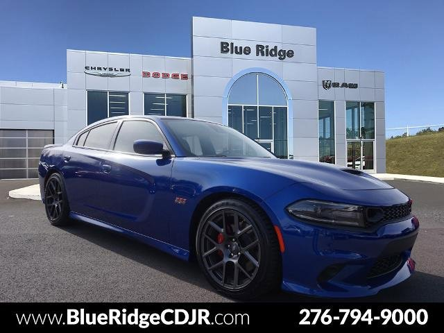 2019 Dodge Charger Scat Pack Scat Pack RWD Premium Unleaded V-8 6.4 L/392 [16]