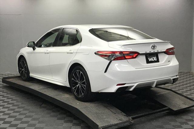 Used 2018 Toyota Camry SE