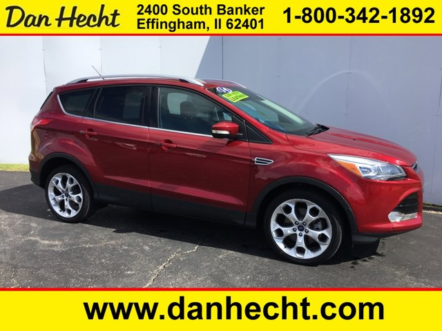 Used 2014 Ford Escape in Effingham, IL
