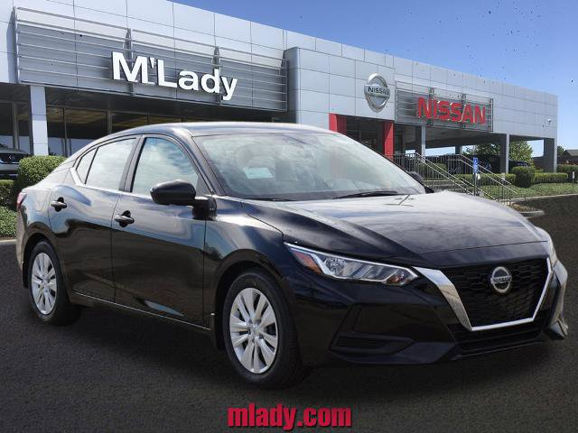 2020 Nissan Sentra S FWD S CVT Regular Unleaded I-4 2.0 L/122 [16]