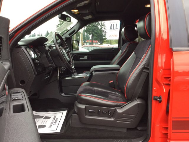 Used 2013 Ford F-150 4WD SuperCrew 157 FX4