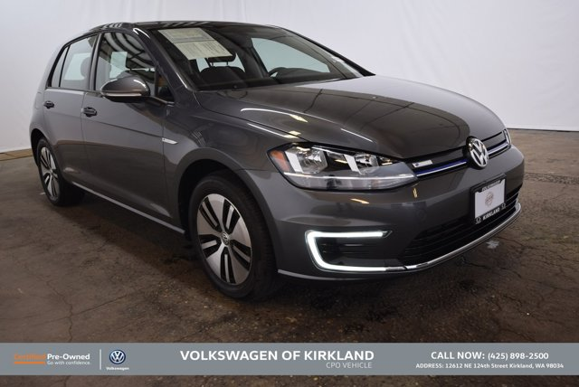 Used 2019 Volkswagen e-Golf in , OR