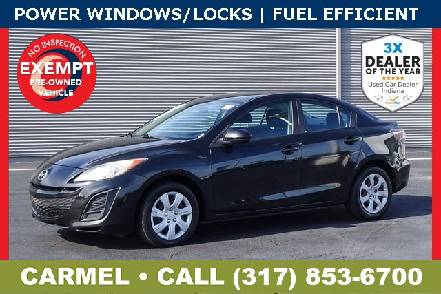 Used 2011 Mazda Mazda3 in Indianapolis, IN