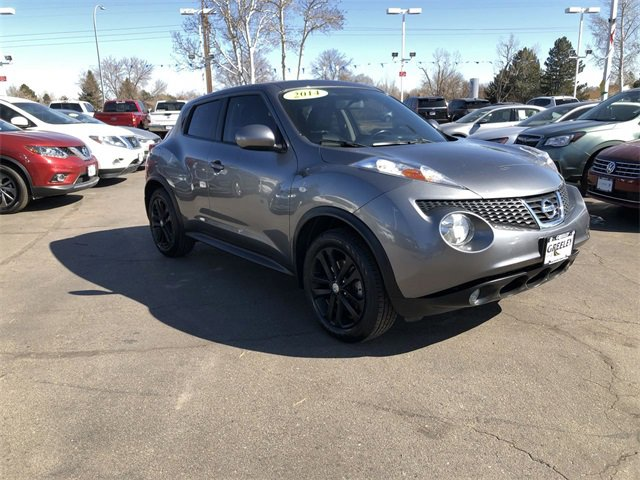 Used 2014 Nissan JUKE in Fort Collins, CO