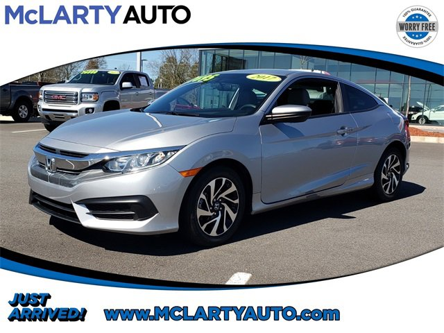 Used 2017 Honda Civic Coupe in , AR