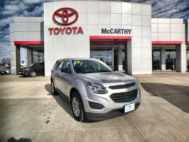 Used 2017 Chevrolet Equinox in Sedalia, MO