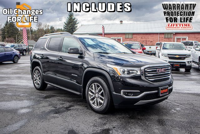 Used 2019 GMC Acadia in Sumner, WA