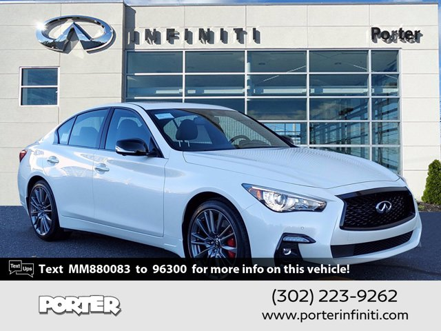 2021 INFINITI Q50 RED SPORT 400 RED SPORT 400 AWD Twin Turbo Premium Unleaded V-6 3.0 L/183 [13]