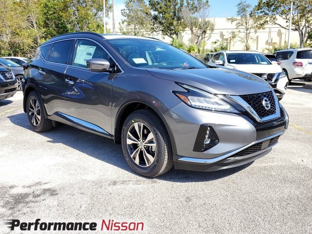 New 2020 Nissan Murano in Pompano Beach, FL