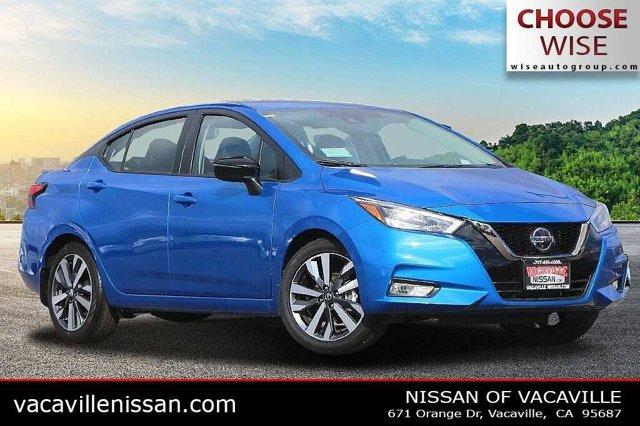 2020 Nissan Versa SR SR CVT Regular Unleaded I-4 1.6 L/98 [8]