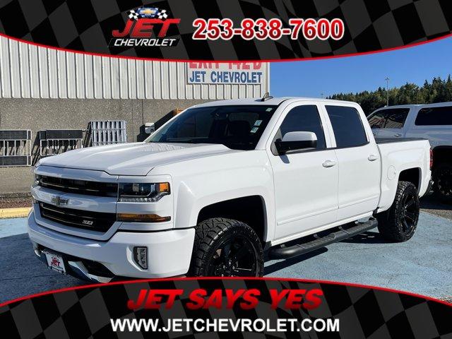 Used 2016 Chevrolet Silverado 1500 in Federal Way, WA