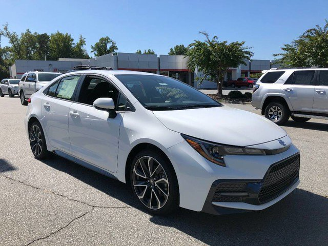 New 2020 Toyota Corolla in High Point, NC
