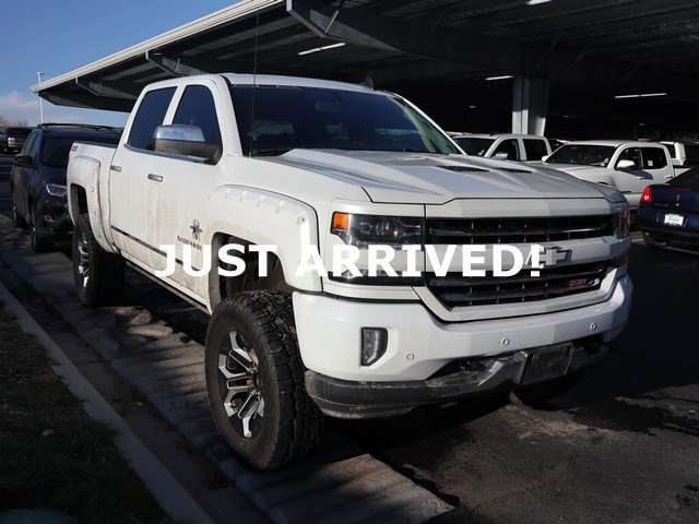 Used 2017 Chevrolet Silverado 1500 in Laramie, WY