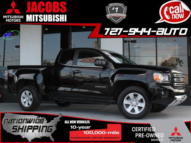 Used 2016 GMC Canyon in New Port Richey, FL