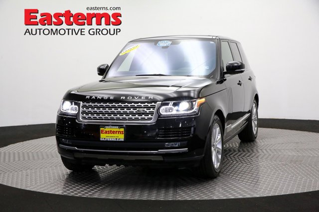 2016 Land Rover Range Rover HSE Sport Utility