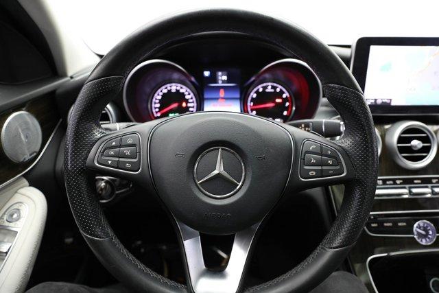 2016 Mercedes-Benz C-Class for sale 123984 9