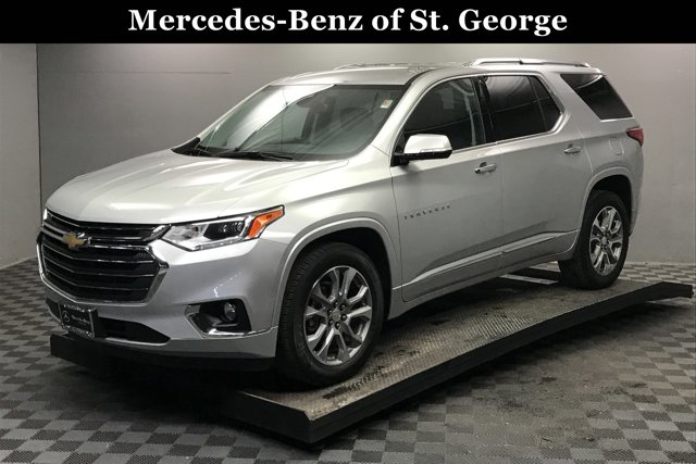 Used 2019 Chevrolet Traverse Premier