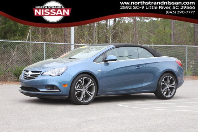 Used 2016 Buick Cascada in Little River, SC
