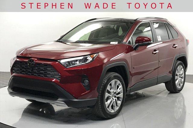 New 2020 Toyota RAV4 in St. George, UT