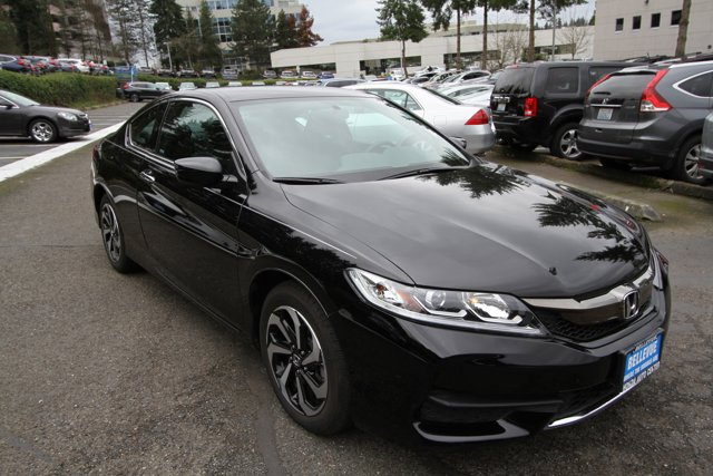 Used 2016 Honda Accord Coupe in Bellevue, WA