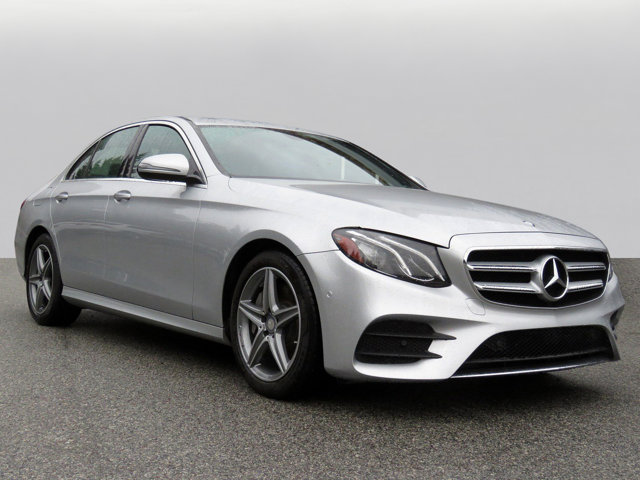 Certified Pre Owned 2017 Mercedes Benz E Cl 300 Sport