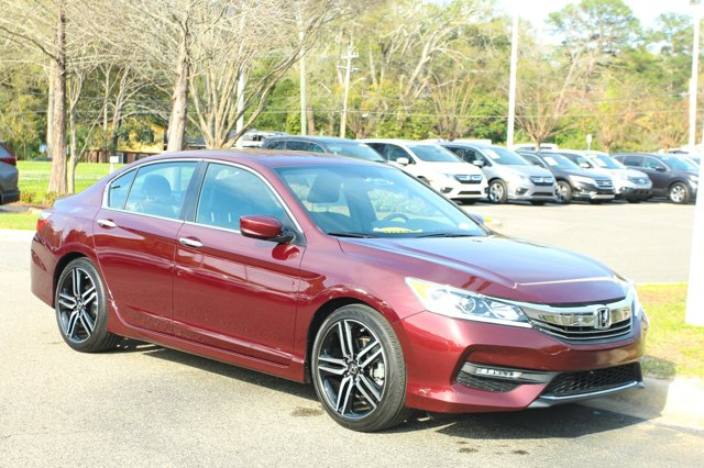 Used 2017 Honda Accord Sedan in Tallahassee, FL