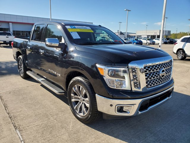 Used 2018 Nissan Titan in New Orleans, LA