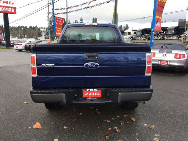 Used 2012 Ford F-150 4WD SuperCab 163 XL