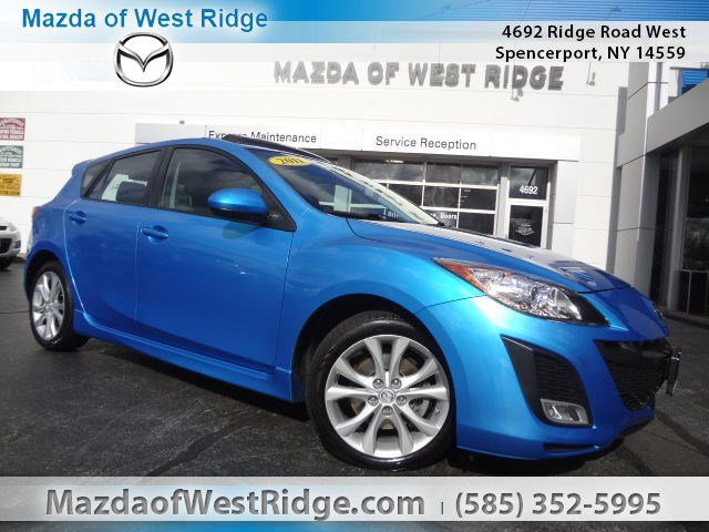 2011 Mazda Mazda3 at Transitowne Resale Center of Amherst