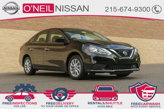 2019 Nissan Sentra SV SV CVT Regular Unleaded I-4 1.8 L/110 [15]